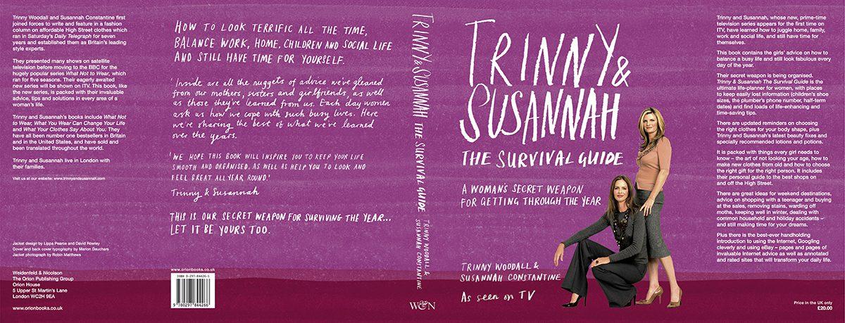 Trinny & Susannah Survival Guide_Jacket