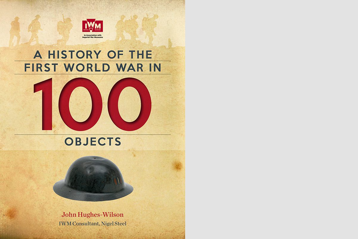 WW1 in 100 objects cover